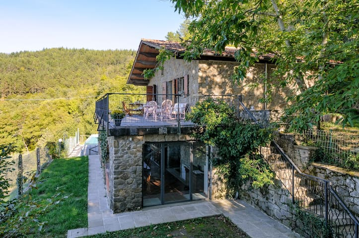 EXPLORE NATURE / Pool / Olive Grove - Arezzo - Hus
