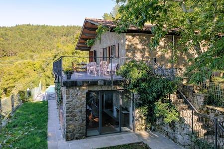 EXPLORE NATURE / Pool / Olive Grove - Arezzo - House