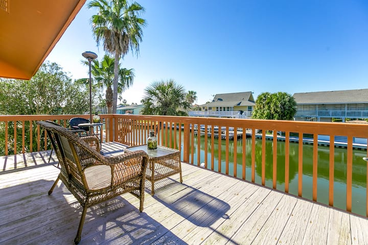 Key Allegro Home with Private Dock & Patio