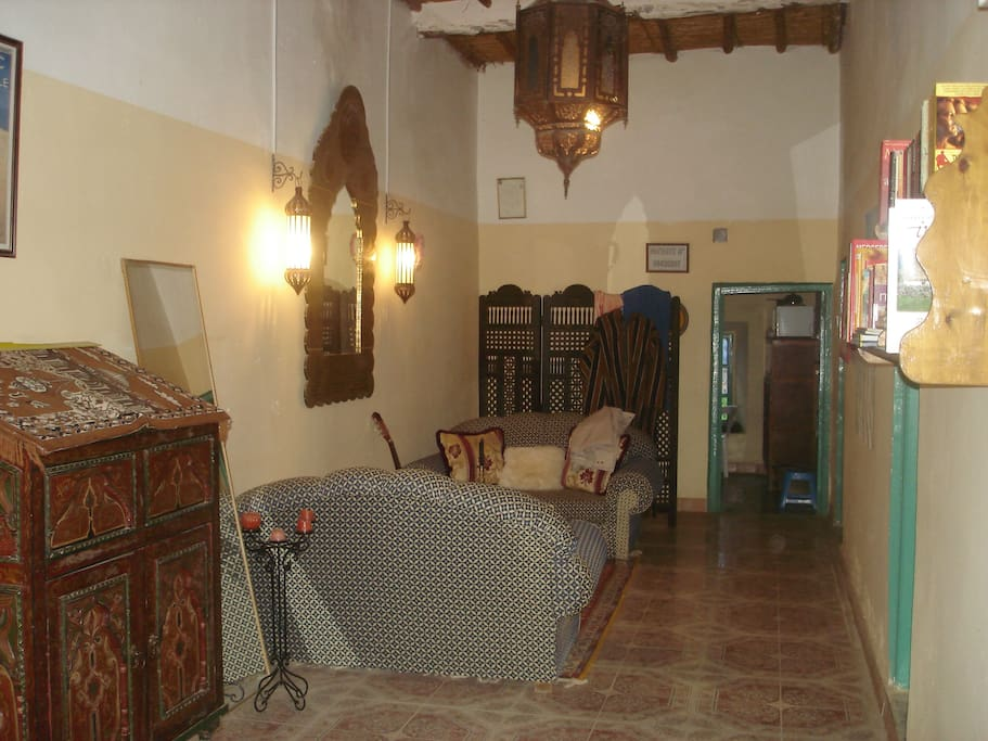 palmeraie guest house