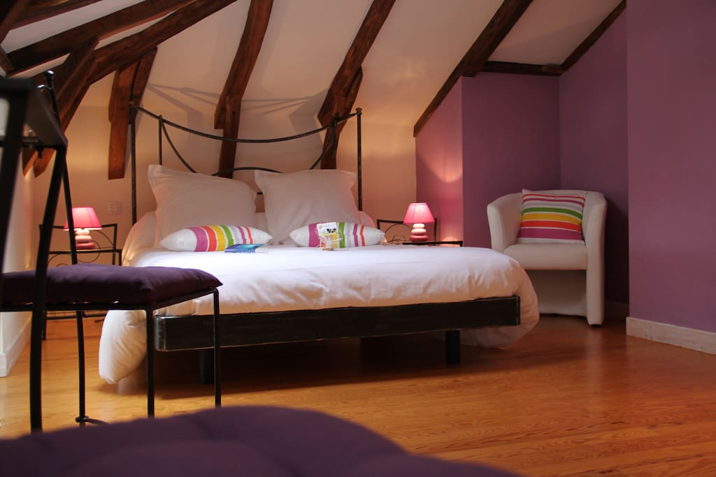 chambres d'hôtes de massigoux - bed & breakfasts for rent in