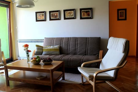 Central Park Apartments - Double room - Skopje