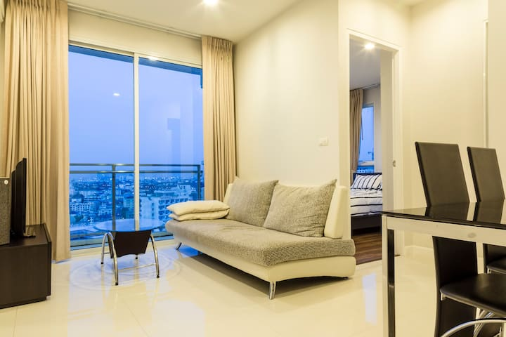 Sukhumvit rd. 2 bedroom & Pool  - Bangkok - Apartamento