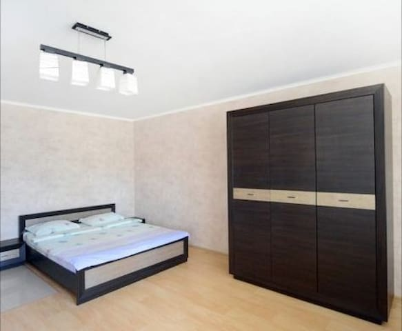 k124 1-room apartment in the center - Киев - Lakás