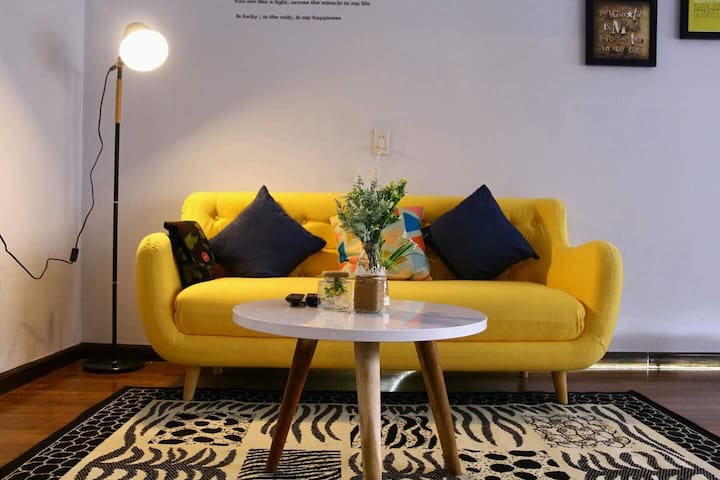 Little Something | Yellow - Nha Trang - Flat