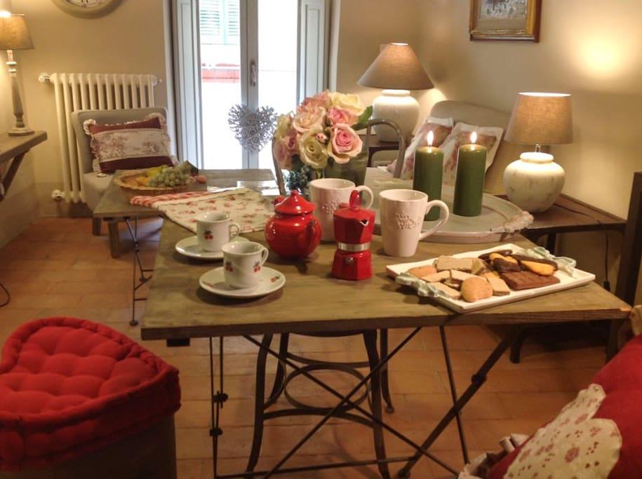 Cortona Shabby Chic House - Apartments for Rent in Cortona, Toscana ...