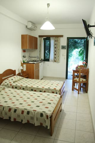 Double or Twin Room   Ground floor - Icaria/Ikaria island Greece