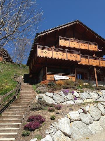Gorgeous Apartment near La Clusaz