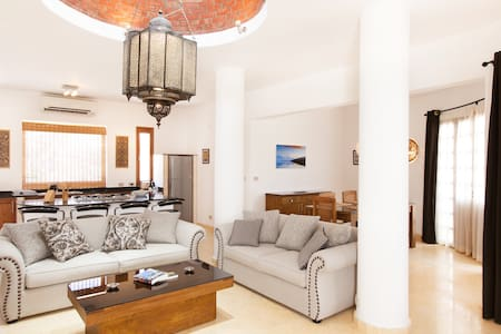 Stunning apartment with pool and jacuzzi, Dahab - Dahab