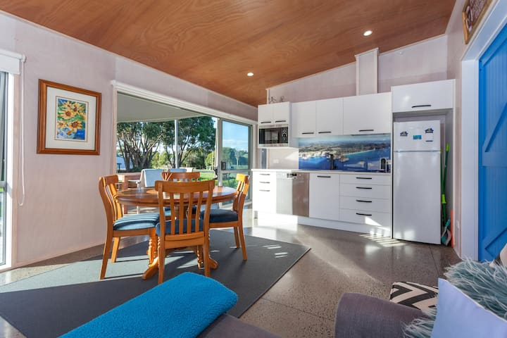 Cathedral Cove Cottage.