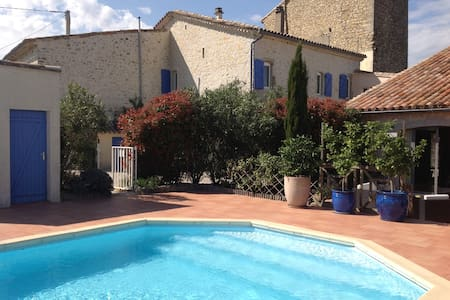Charming cottage in the Cevennes - Apartemen