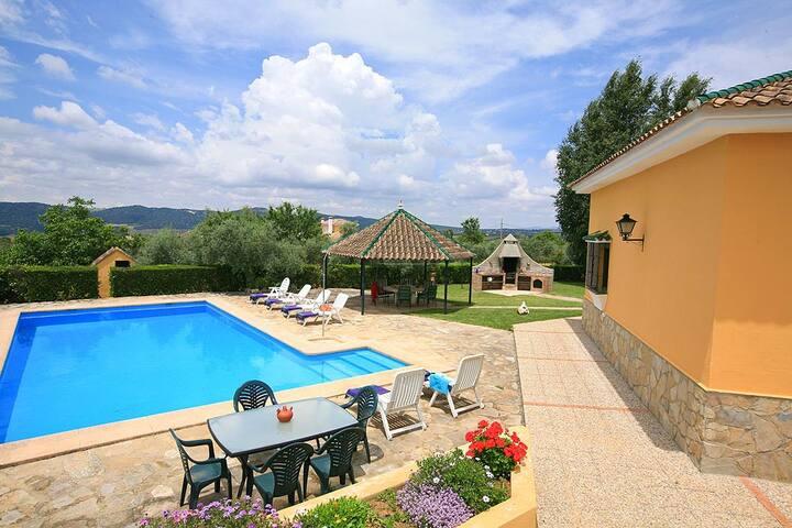 Quiet, luxury villa near to Ronda - Ronda - Villa