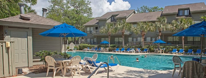 Egret Point Resort - 3BR/3BA - July 4th in HHI!