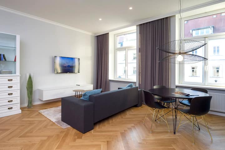 Fine Two-Bedroom Trdinova Apartment
