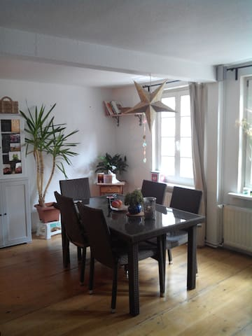 Beautiful flat in heart of Marburg - Marburgo - Apartamento