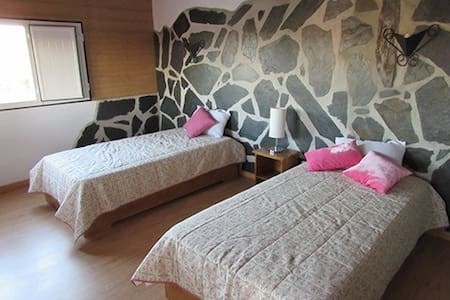 Q3-Room with 2 beds in Alentejo - Montoito - Apartment