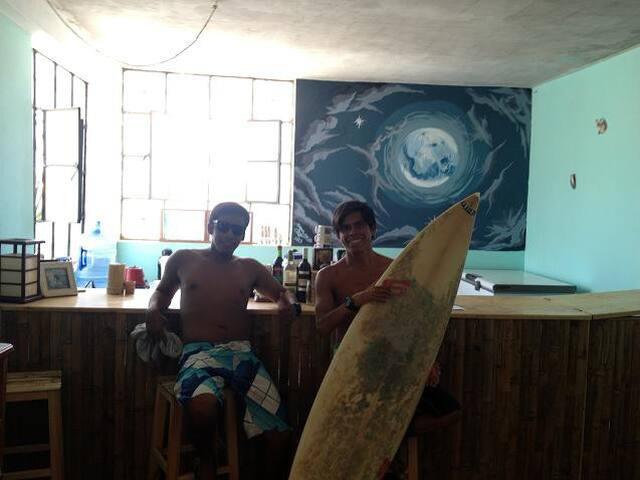 Room Nuevo Lobitos, Private Kitchen - Lobitos - Rumah