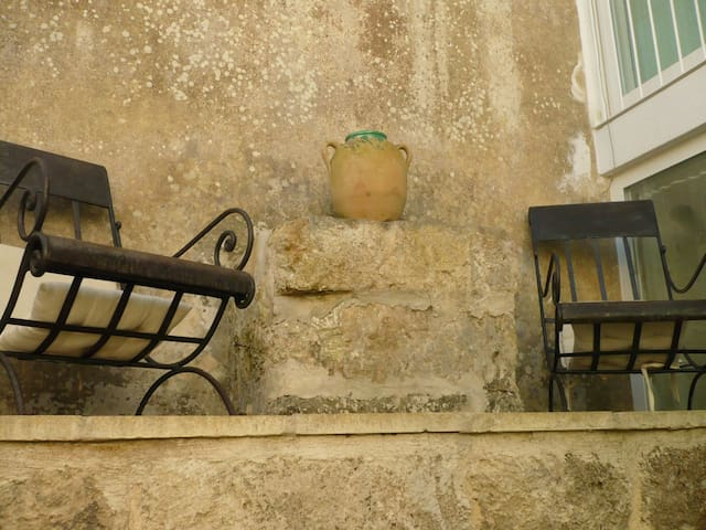 Caratteristica casa salentina - San Cassiano - Casa