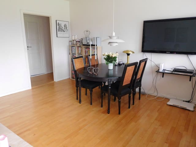 Cozy apartment in Roskilde - Roskilde - Apartemen