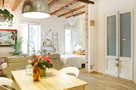 Renovated & Vintage en Barcelona - Barcelona - Apartment