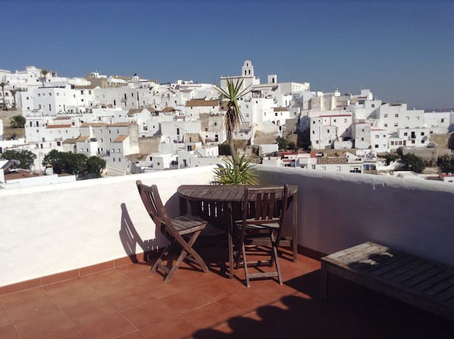 Lovely apartment in Old Town Vejer. - Vejer de la Frontera - Daire