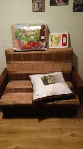 Clean and cheap apartment in Moscow Sokol - Moskva