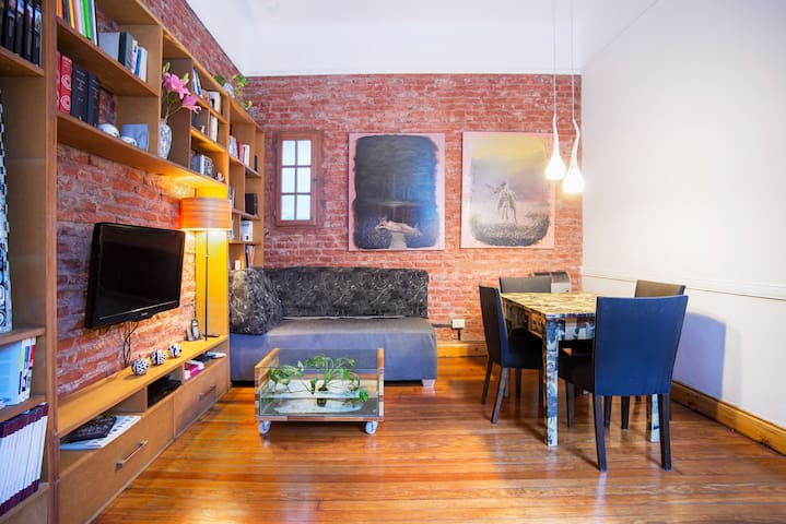 Tiny private room in BA - Buenos Aires - Appartamento