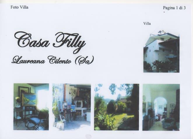 Casa per la tranquillita' - Laureana Cilento - Villa