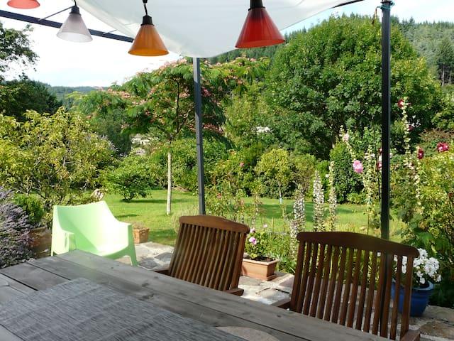 Charmante maison de village - Cuxac-Cabardès - Hus