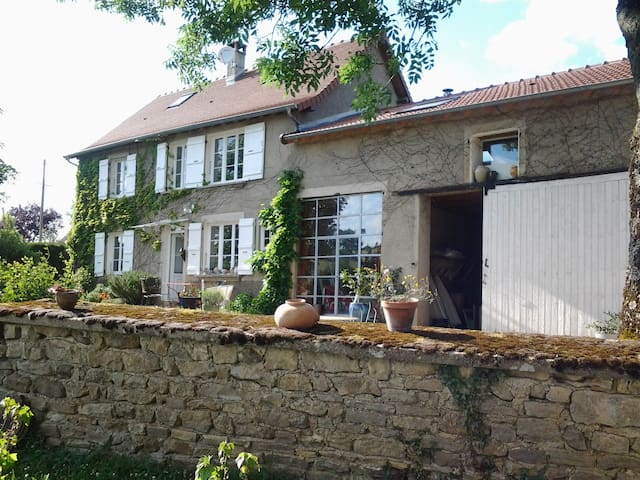 La pruneraie de Chery  - Saint-Laurent-en-Brionnais - Bed & Breakfast