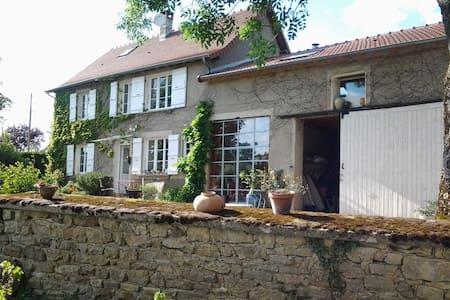 La pruneraie de Chery  - Saint-Laurent-en-Brionnais
