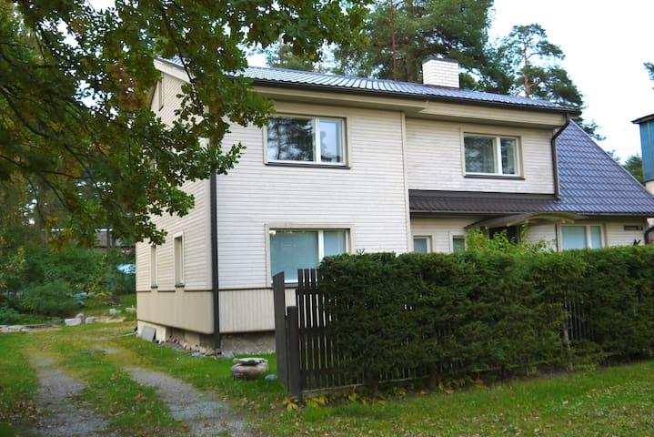 Villa Baumann - Tallin - Casa