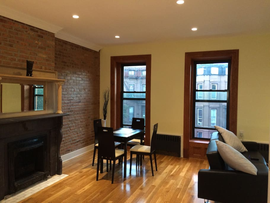 Lisa 39 s townhouse luxury style appartements louer - Bel appartement de ville brooklyn new york ...