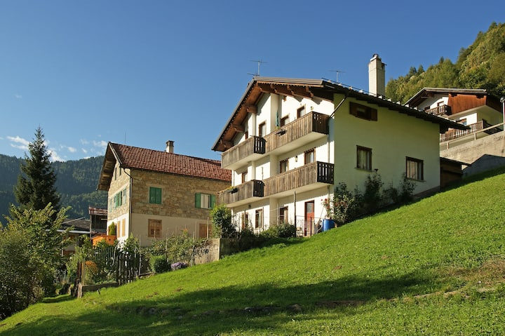 homeholliday casa alpina