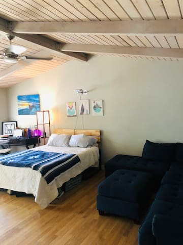 Spacious Venice Beach BR just short walk to beach!