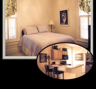Charming Suites in Historic Village - Cincinnati - Penzion (B&B)