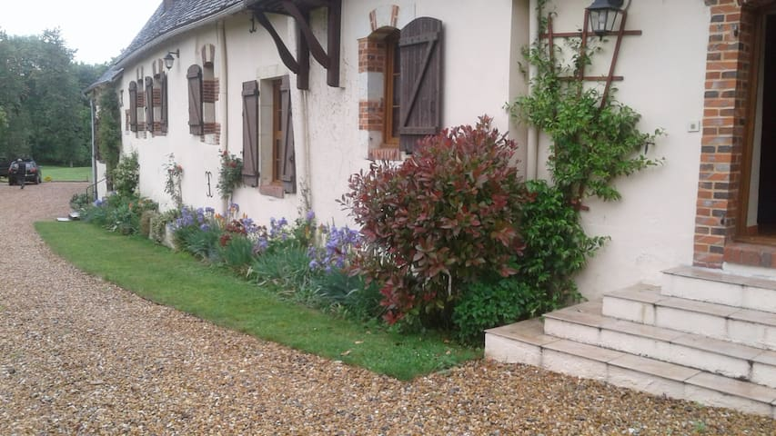 Private Part of Tranquil French Longere