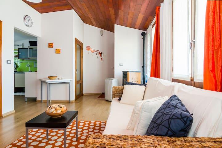 Accogliente appartamento in Arbus - Arbus - Appartamento