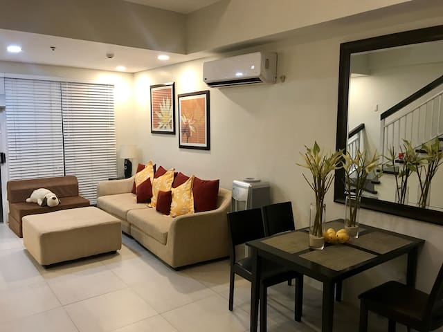 2BR Loft Type Unit at Pico De Loro - Kaye's Unit
