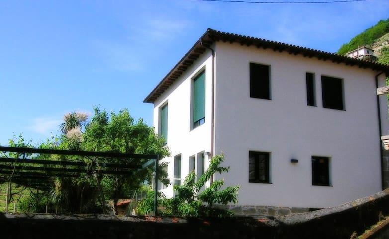 Casa Rectoral de Belesar