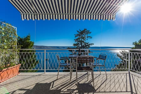 Apartment for 2 people - Starigrad - บ้าน