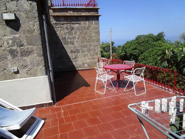 Villa Starace Appartamentino - Termini - Apartament