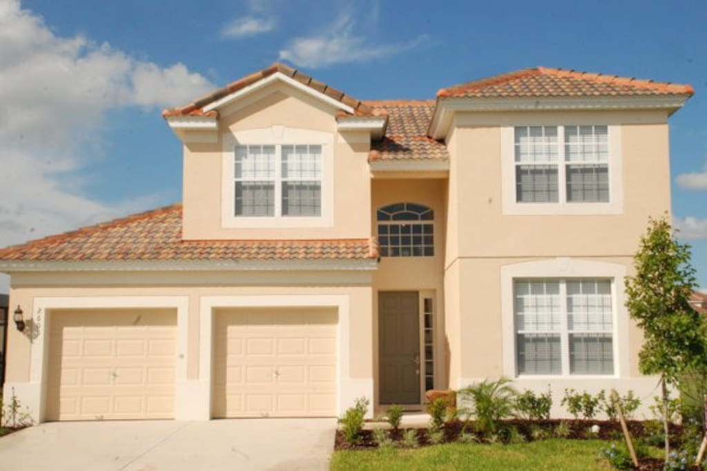Sunset Ridge - our 5 bed/5 bath home in the gated Windsor Hills community