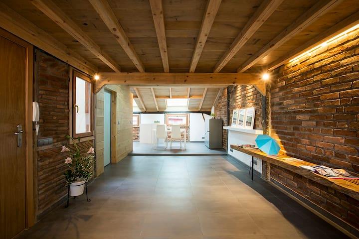 NEWLY RENOVATED LOFT(6) - Bilbao - Loft