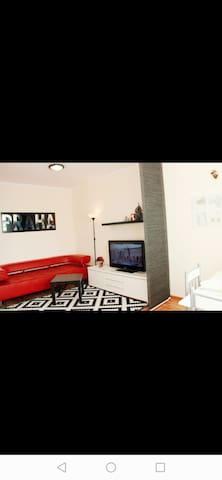 Big apartment 3 rooms NEAR PRAGUE AIRPORT