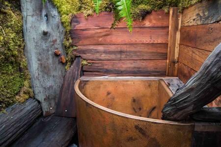 The Sleeping Lotus Hidden Bath & Sauna