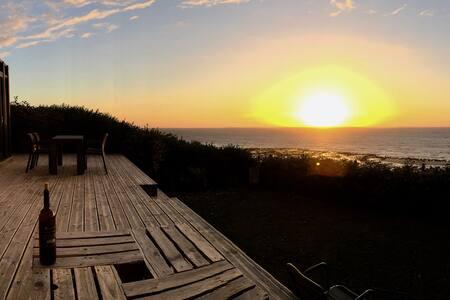 Quibervilla la mer à 10 mètres