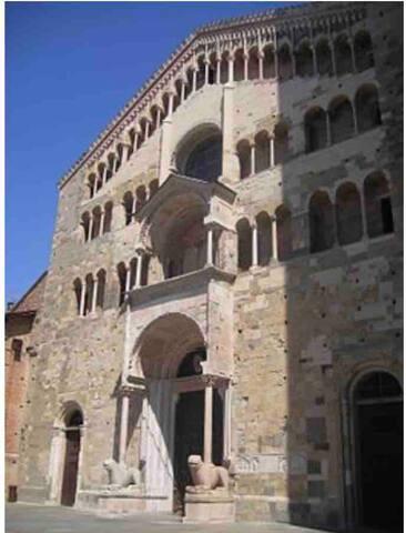 Junior Suite al Duomo di Parma