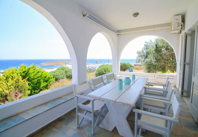 Home with View of Agios Ioannis