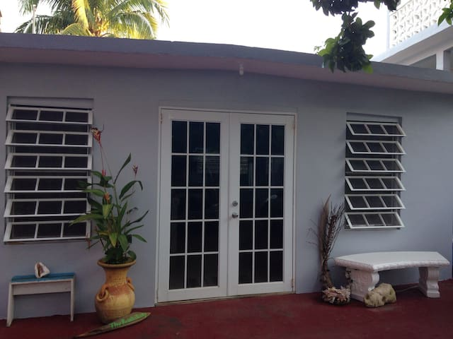 A Quaint Studio Apartment. - Vieques - Appartamento